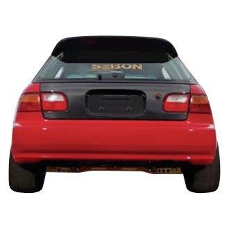 1992 Honda Civic Body Kits & Ground Effects – CARiD.com
