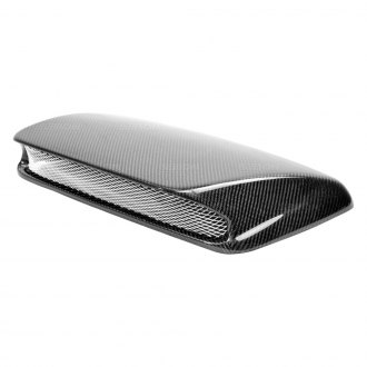 Seibon® - Carbon Fiber Hood Scoop