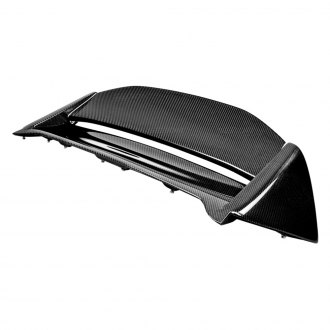 Seibon® - MG-Style Carbon Fiber Rear Roof Spoiler