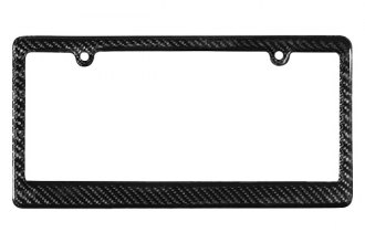 SEIBON® - Carbon Fiber License Plate Frame