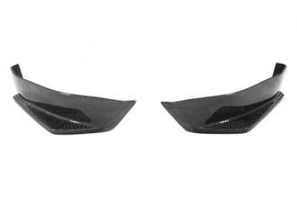 SEIBON® - KC-Style Carbon Fiber Rear Lip