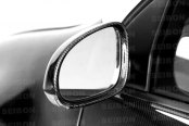 Seibon® - OE Carbon Fiber Mirror Covers