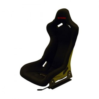 SEIBON® - Carbon Kevlar Black Bucket Racing Seat