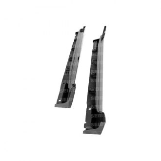 Seibon® - OE-Style Carbon Fiber Side Skirts