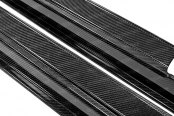 SEIBON® - SS Carbon Fiber Side Skirts