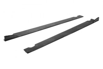 Seibon® - TA-Style Carbon Fiber Side Skirts