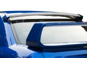 Seibon® - Carbon Fiber Rear Roof Spoiler Installed