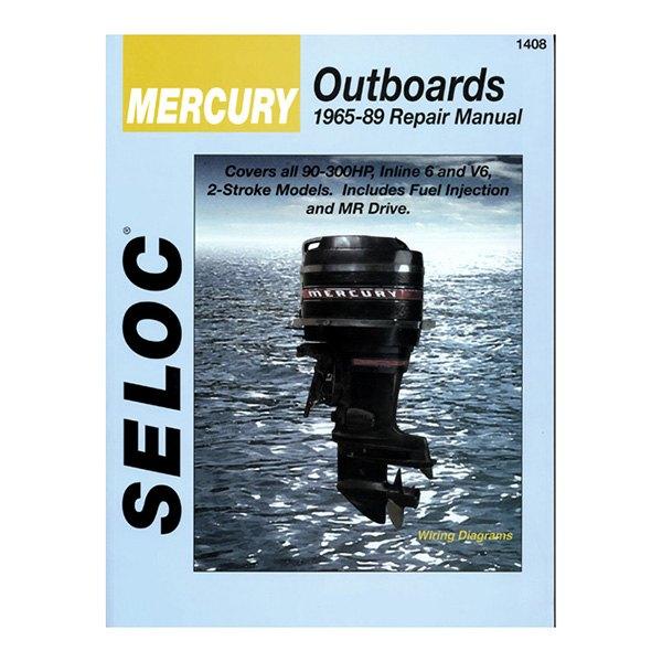 seloc 1408 service manual mercury outboards 6 cylinder. Black Bedroom Furniture Sets. Home Design Ideas