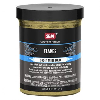 SEM® - Color Horizons Custom Finish Metal Flakes