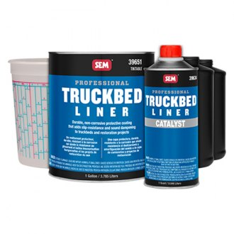SEM® - Tintable Truckbed Liner Kit
