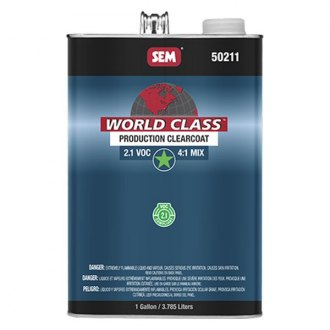 SEM® - World Class™ 2.1 VOC Production Clearcoat