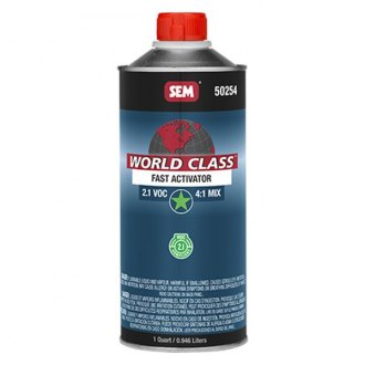 SEM® - World Class™ 2.1 VOC Production Clearcoat Activator