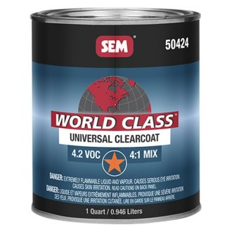 SEM® - World Class™ 4.2 VOC Clearcoat