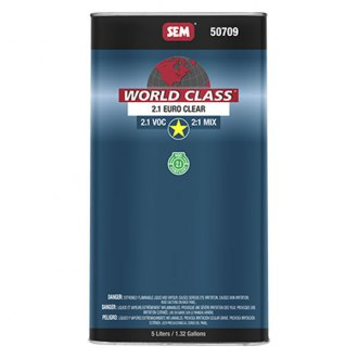 SEM® - World Class™ 2.1 VOC Euro Clear