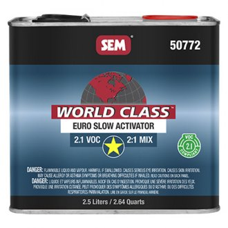 SEM® - World Class™ 2.1 VOC Euro Clear Activator