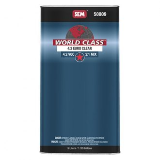 SEM® - World Class™ 4.2 VOC Euro Clear