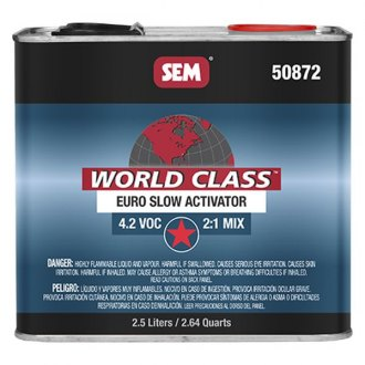 SEM® - World Class™ 4.2 VOC Euro Clear Activator