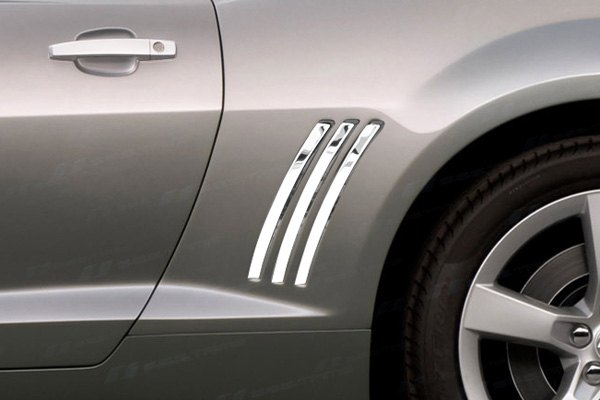SES Trims® - Stainless Steel Side Shark Fins