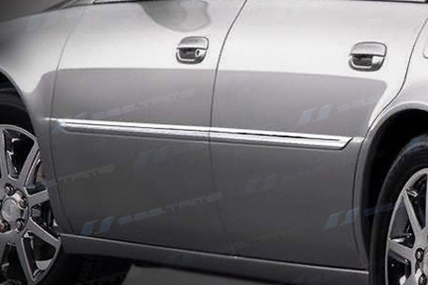 SES Trims® - Stainless Steel Body Side Moldings