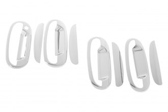 SES Trims® DH104 - Chrome Door Handle Covers