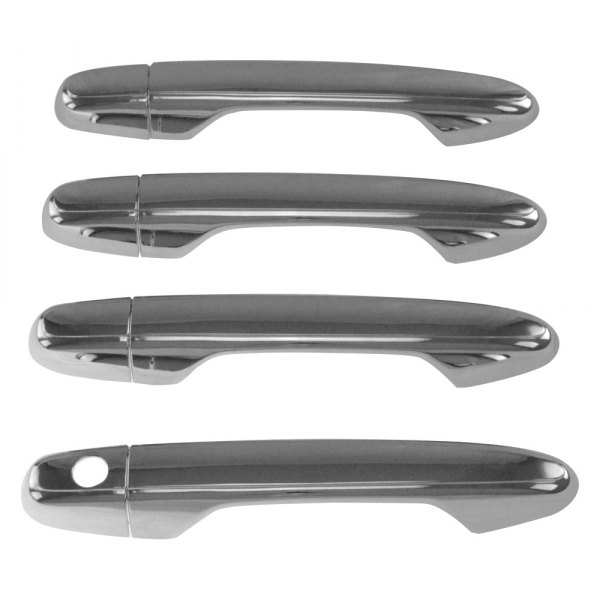 Ses Trims Dh193 Chrome Door Handle Covers