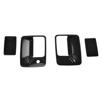 SES Trims® - Gloss Black Door Handle Covers