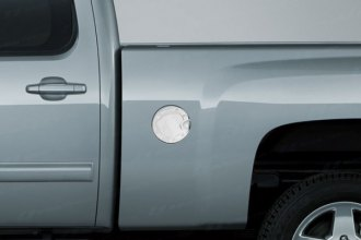 SES Trims® - Chromed Stainless Steel Gas Cap