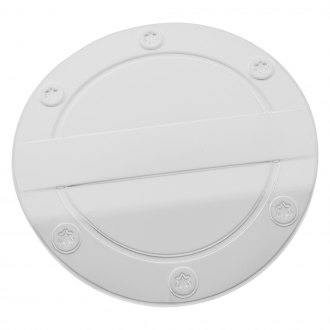 SES Trims® - Chrome Gas Cap Cover