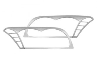 SES Trims® - Chrome Headlight Bezels