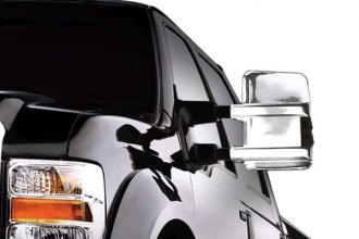 SES Trims® MC120F - Chrome Mirror Covers