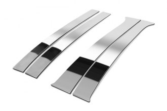 SES Trims® - Stainless Steel Pillar Posts