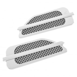SES Trims® - Chrome Large Side Vents