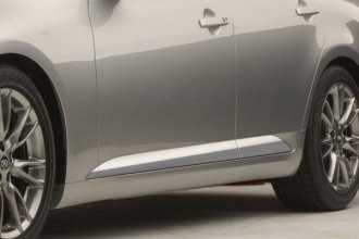 Image may not reflect your exact vehicle! SES Trims® - Stainless Steel Body Side Moldings