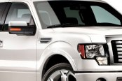 Image may not reflect your exact vehicle! SES Trims® - Large Side Vents