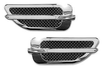 SES Trims® - Chrome Side Vents