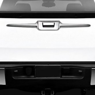 SES Trims® - Chrome Tailgate Trim