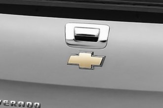 SES Trims® - Chrome Tailgate Handle Covers