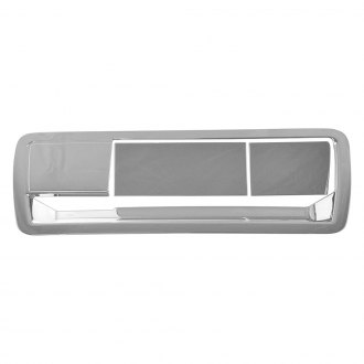 SES Trims® - Chrome Rear Hatch Trim