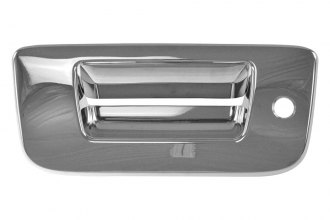 SES Trims® TG153 - Chrome Tailgate Handle Cover