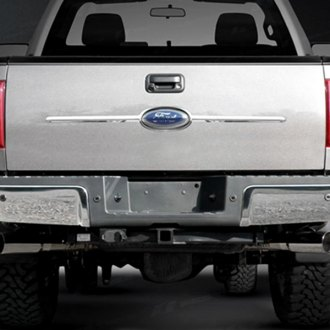 SES Trims® - Chrome Bottom Tailgate Accent