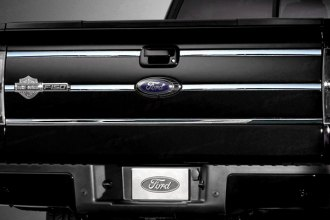 SES Trims® TGM109 - Chrome Tailgate Accent