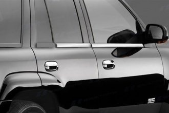 SES Trims® - Chrome Stainless Steel Window Sills