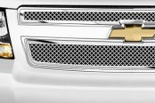 SES Trims® - Chromed Stainless Steel Mesh Grille