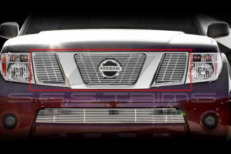 SES Trims® - Chrome Stainless Steel Billet Grille