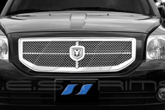 SES Trims® - Chrome Stainless Steel Main Mesh Grille