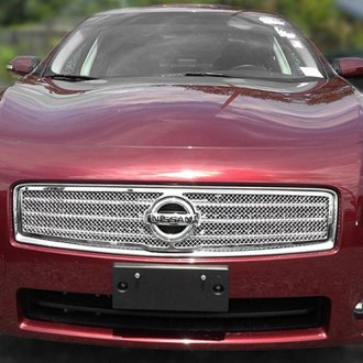 SES Trims® - Chrome Main Mesh Grille