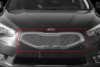 SES Trims® - Chrome Mesh Grille