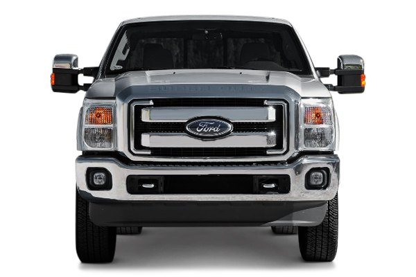 2011+Ford+F250+Chrome+Grille SES Trims® - Custom Style Chrome Grille