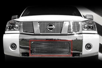 SES Trims® - Chromed Stainless Steel Bumper Billet Grille