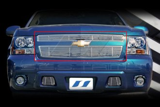 SES Trims® - Polished Billet Grille